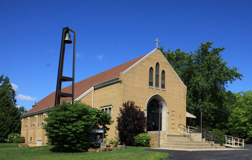 St Philip Church - Rudolph, WI