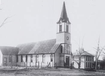 The History of St. Philip Church in Rudolph
