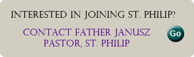 Join the St. Philip Parish